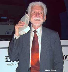 El futuro del teléfono móvil.