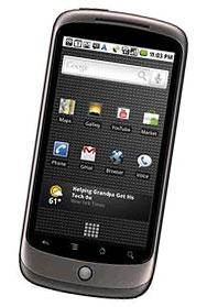 NexusOne el teléfono celular de Google