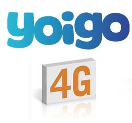 4G en España con Yoigo