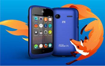 El nuevo smartphone con Firefox OS
