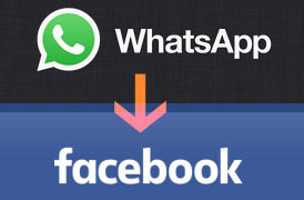 Evita compartir datos WhatsApp y Facebook